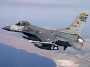Hava kuvvetleri Zap Kampı'nı bombaladı