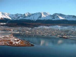 Okyanusları buluşturan Ushuaia kenti