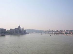 Tuna Nehri'nde gemi trafiği durduruldu