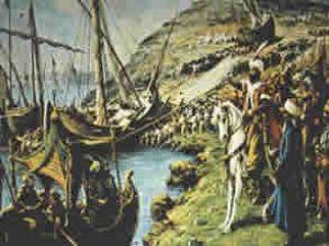 Fatih gemileri karadan nasıl yürüttü?
