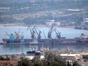 İskenderun Limanı'nın kapasitesi artıyor