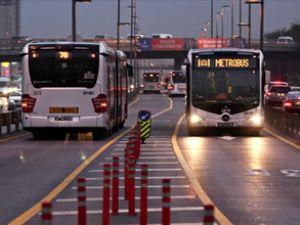 Metrobüs FSM'den Anadolu'ya uzanacak