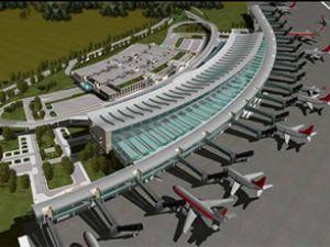 Havaalanına yakıt boru hattıyla taşınacak