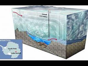Antarktika'nın 4 km altında dev göl bulundu