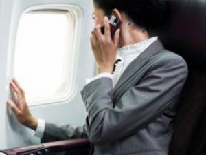 Uçakta telefon kullanımı yıl sonunda