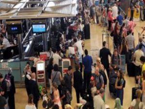 Havayolu yolcu sayısı yüzde 17,2 arttı!