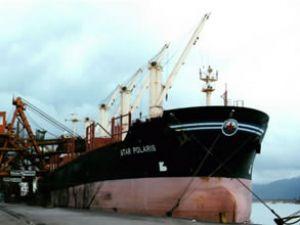 Kdz.Ereğli'de gemi faciası ucuz atlatıldı