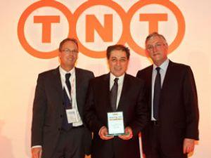 """TNT'ye """"En İyi Performans"""" ödülü verildi"""