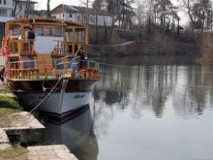 Bartın Irmağı'nda turizm hareketliliği