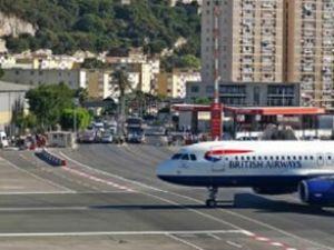 İber Yarımadası'nda sıradışı havaalanı