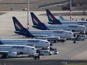 Malev, Budapeşte Airport çalışanını yaktı