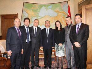 Gemi Brokerleri'nin Ankara çıkarması