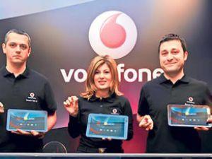 Vodafone'dan günde 1 TL'ye tablet pc