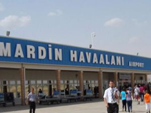 Mardin Havaalanı yendien hizmete giriyor