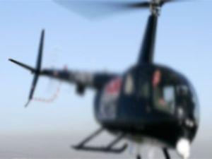 ABD'de uçak ve helikopter çarpıştı