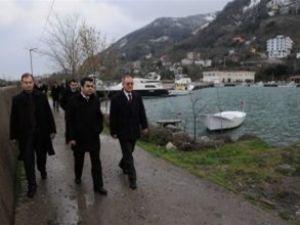 'Kumbaşı Balıkçı Barınağı liman olabilir'