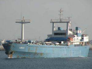 Korsanlar bu kez ro ro gemisi kaçırdı