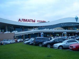 Almatı Havalimanı en iyi seçildi