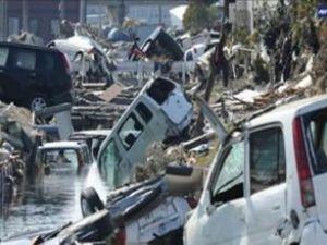 Tsunami enkazının haritası çıkarıldı