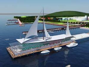 Seka Limanı'nda yat üretimi yapılacak