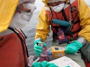 Japonya açıklarında radyasyon tespiti