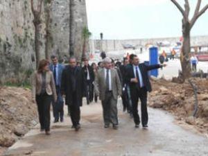 Yat Limanı Projesi sezona bitirilecek