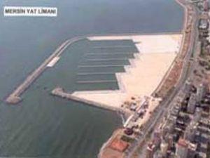 Mersin Yat limanı için soruşturma izni