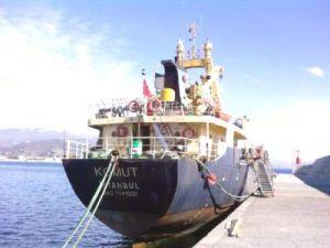 Türk denizciler İtalya'da mahsur kaldı