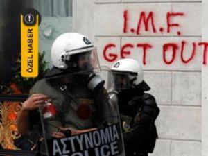 IMF: Yunanistan'ın sayılı günü kaldı