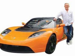 Ağaoğlu'ndan İTÜ'ye süper otomobil