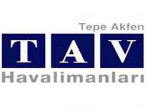 TAV'ın 2011 cirosu 881 milyon avro oldu