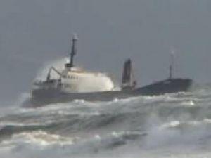 Akdeniz'de yarın fırtına bekleniyor