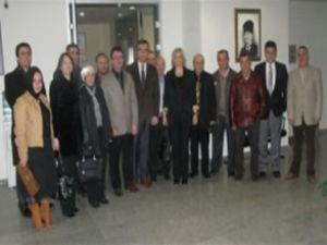 Bandırma Denizcilik Fakültesi gün sayıyor