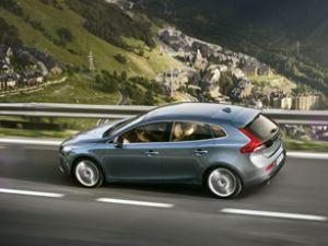 Volvo Car Corporation'dan Yeni Volvo V40