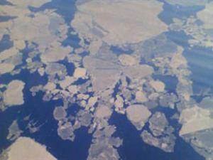 Soğukların nedeni buzullardaki erime