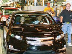 Hyundai'dan elektrikli otomobil