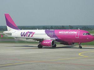 Wizz Air, Arad'dan uçuşlara başlıyor