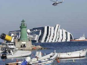 Costa Concordia'nın davası bugün başlıyor