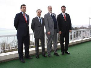 Dünya Denizcilik Üniversitesi'nin ziyareti