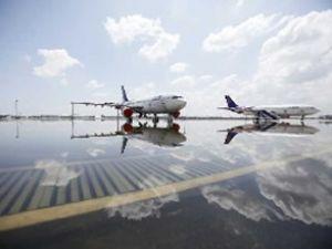 Don Mueang Havalimanı 4 ay sonra açıldı