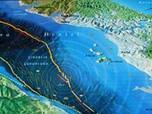 """""""Marmara'da tsunami olabilir""""uyarısı"""