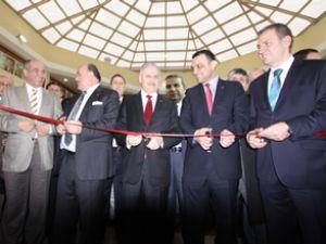 Eurasia Rail 2. Demiryolu Fuarı açıldı