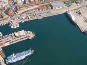 Yunan ve Bulgar limanlarının ortaklığı