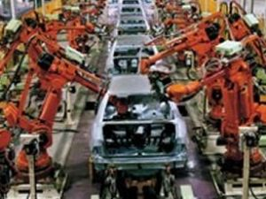 Otomotiv üretiminde yavaşlama eğilimi