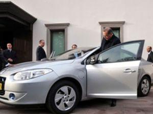 İbrahim Aybar: Elektrikli otomobil hazır