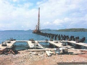 Bodrum İskelesi deniz hudut kapısı oldu
