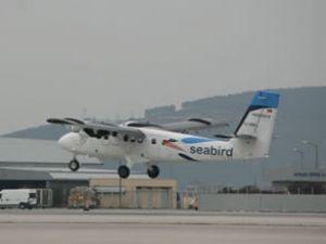 Seabird'in il uçuşu başarıyla gerçekleşti