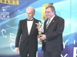 SNR Holding'e 'Altın Başarı' ödülü