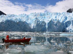 Antartika'da dev bir buzdağı daha çöktü