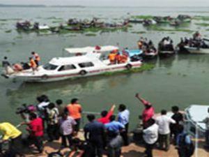 Gemi kazasında ölü sayısı 105'e çıktı